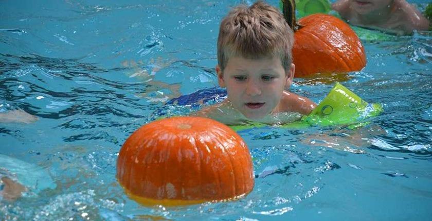 Children's Pumpkin Swim