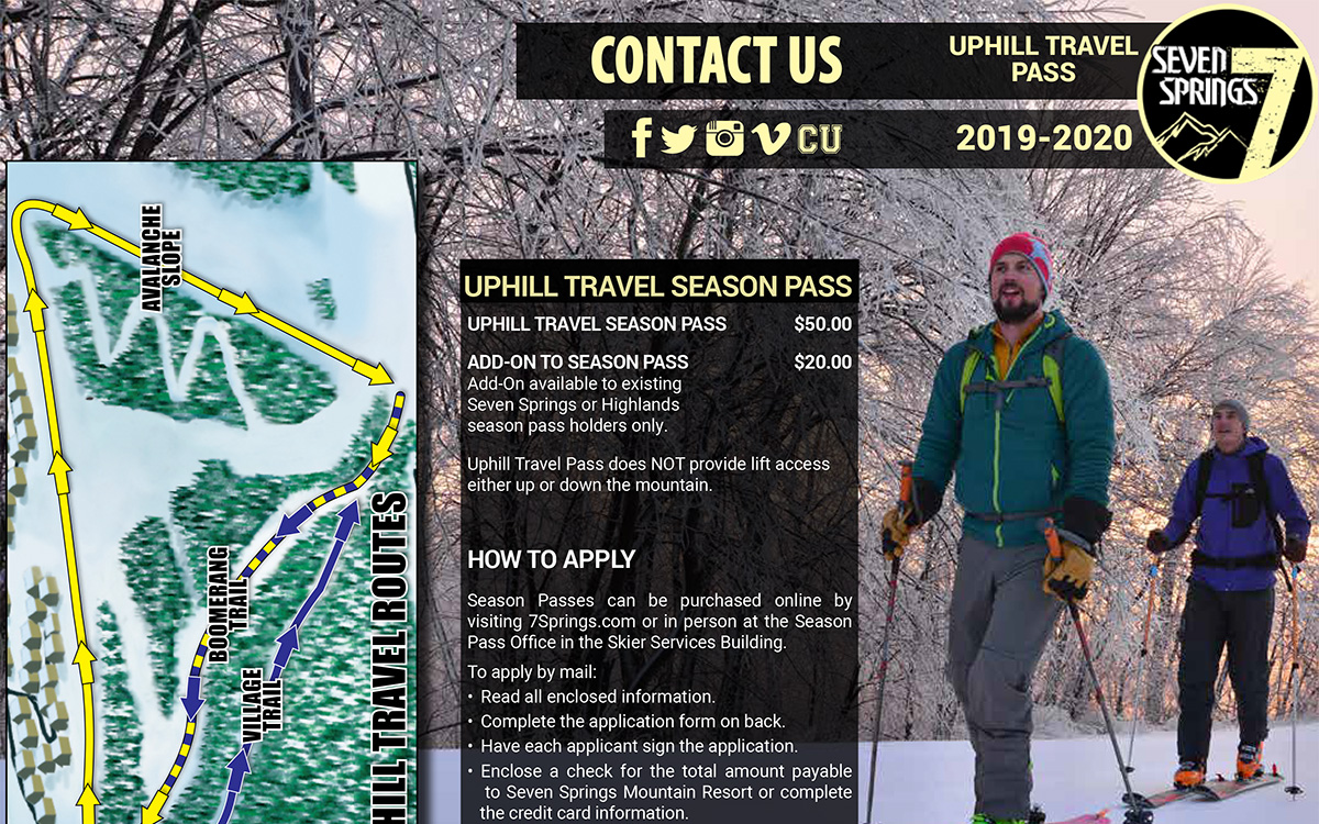 Uphiill Travel Pass Application
