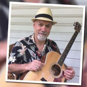 Musician Gary Stewart