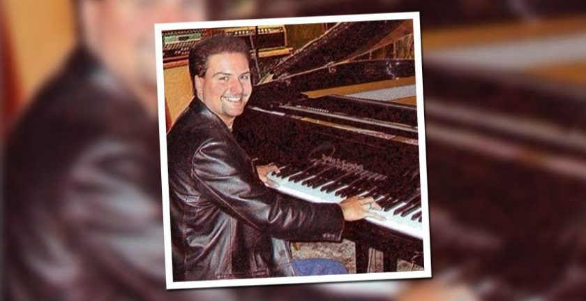 Musician Lee Alverson