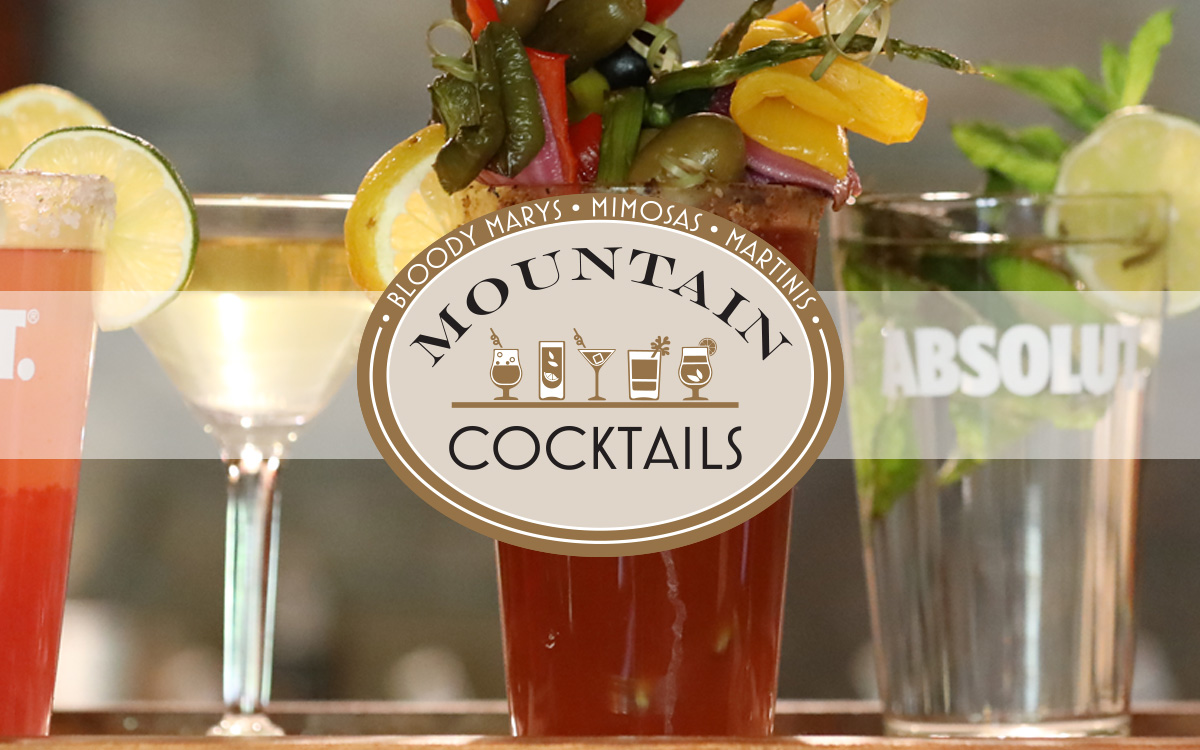 Mountain Cocktails