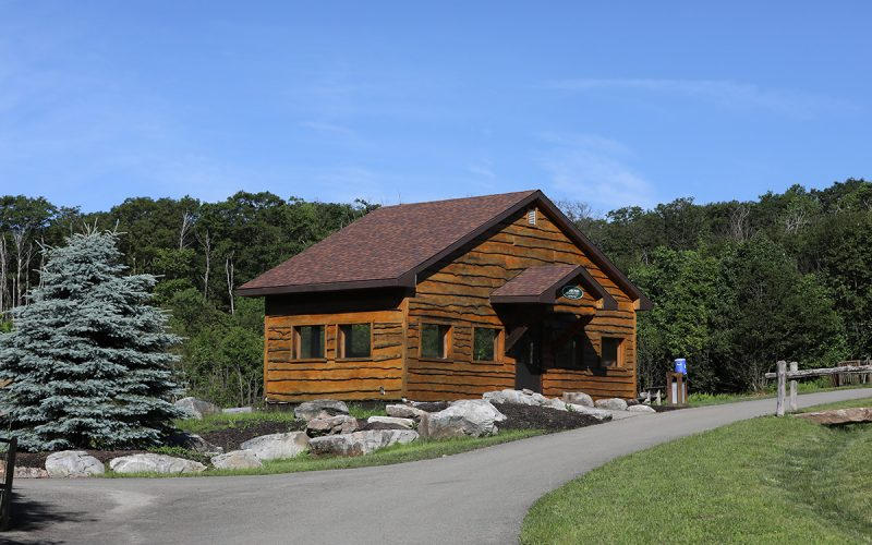 Sporting Clays at Seven Springs Five Stand