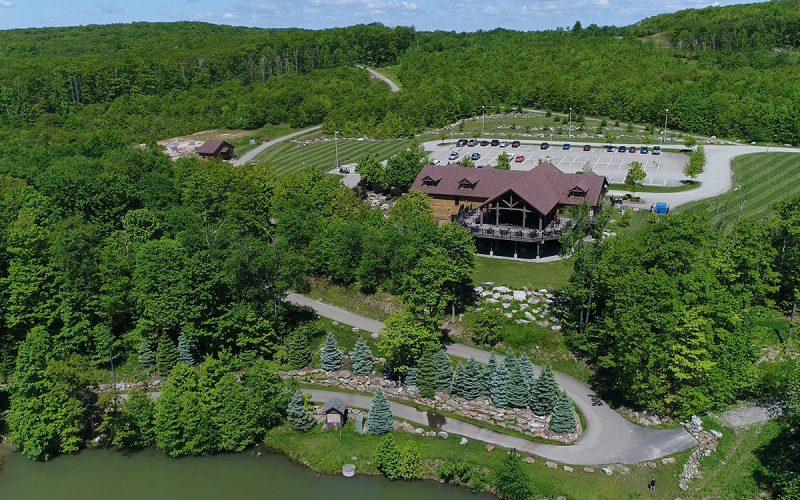 Sporting Clays at Seven Springs Lodge Exterior