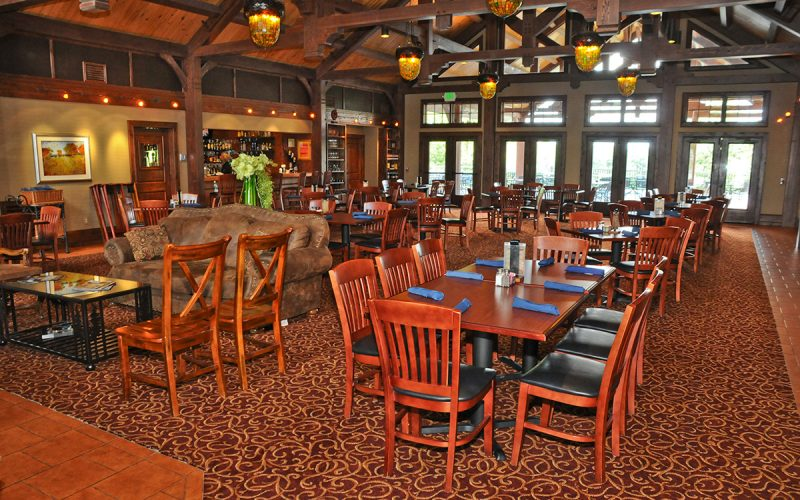 Sporting Clays at Seven Springs The Grille