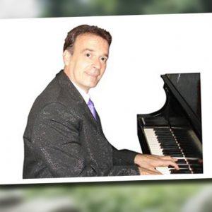 Pianist Sal Ventura