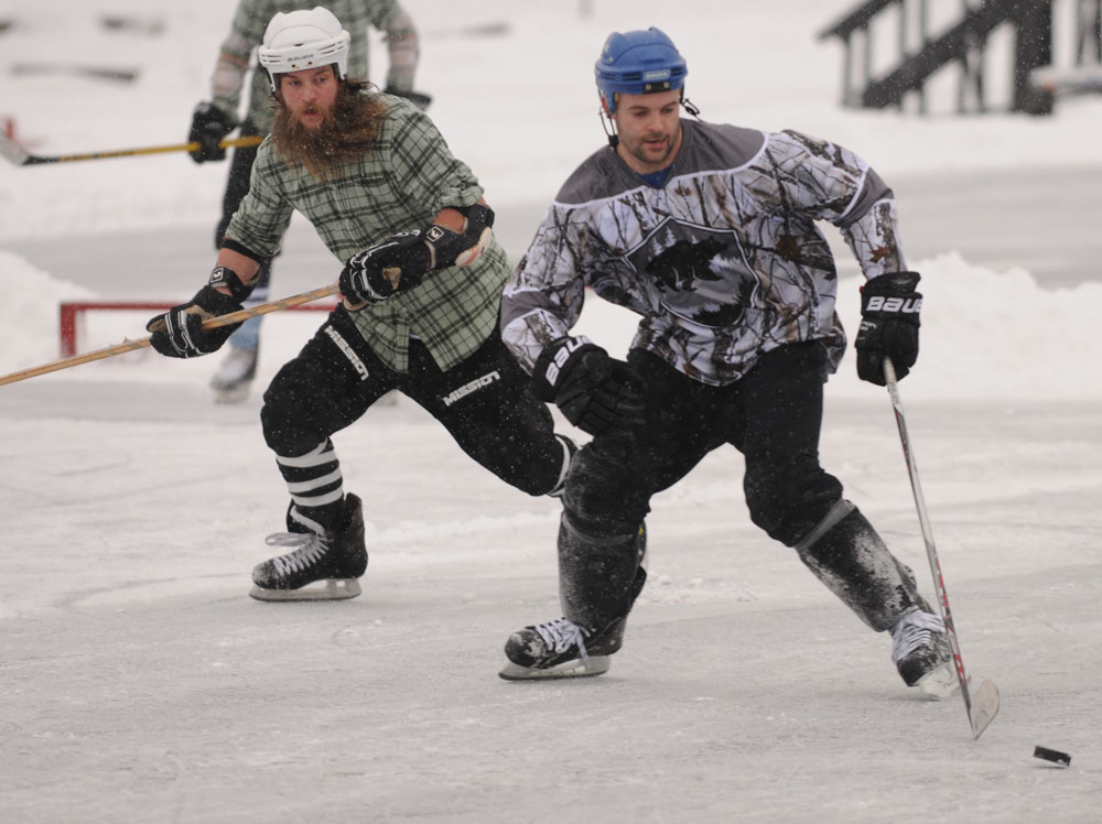 Can Am Pond Hockey Will Expand In 2017 News Sports Jobs