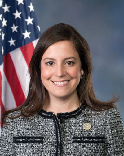 U.S. Rep. Elise Stefanik, R-Willsboro (Official photo)