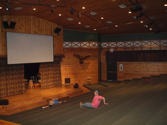 Young Life camp aims to 'blow away' expectations   News
