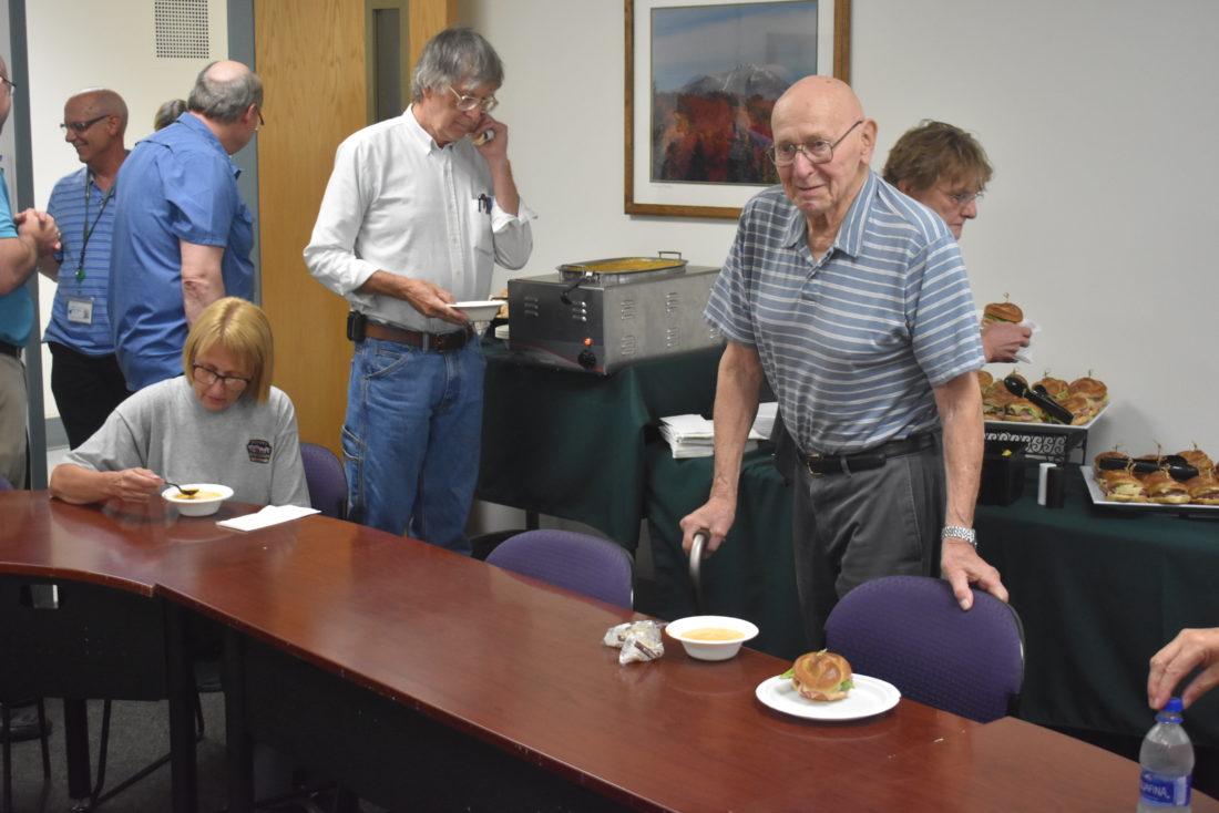dr varga s retirement celebrated news sports jobs adirondack