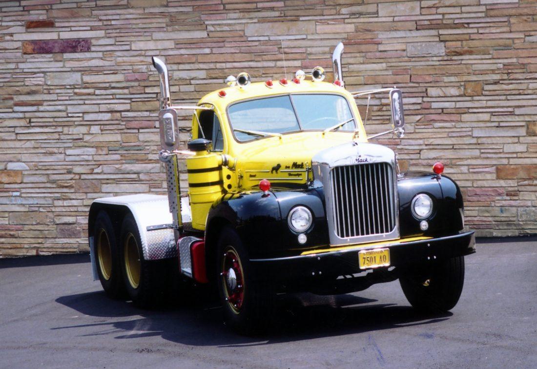 1962 Mack truck: Delivering loads of memories | News, Sports