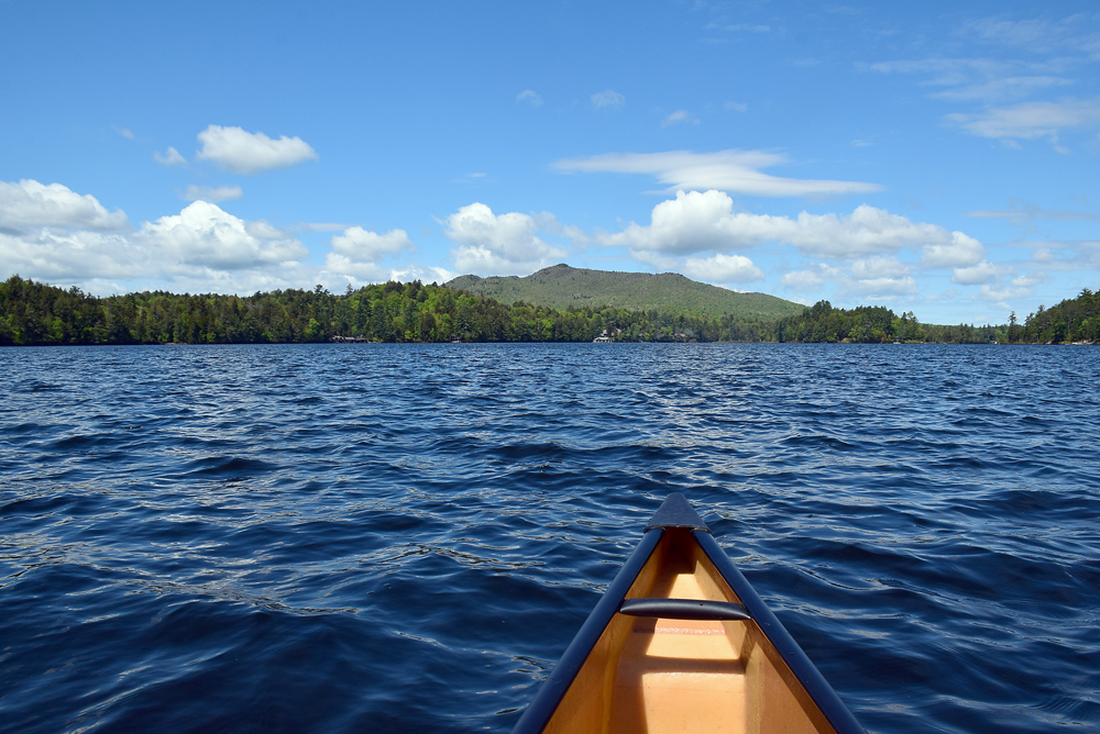 Paddling trip with a river, three lakes and a carry   News