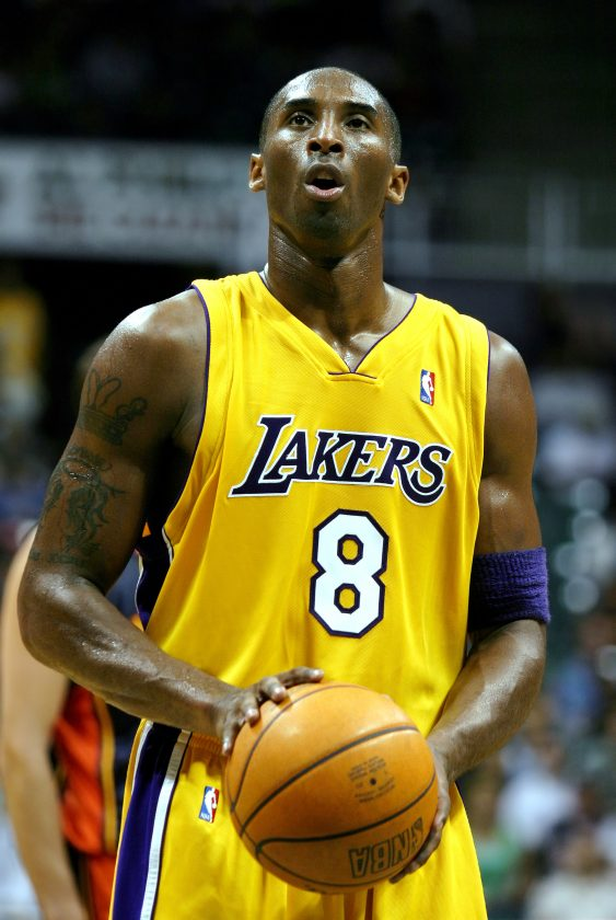 RIP, Kobe Bryant