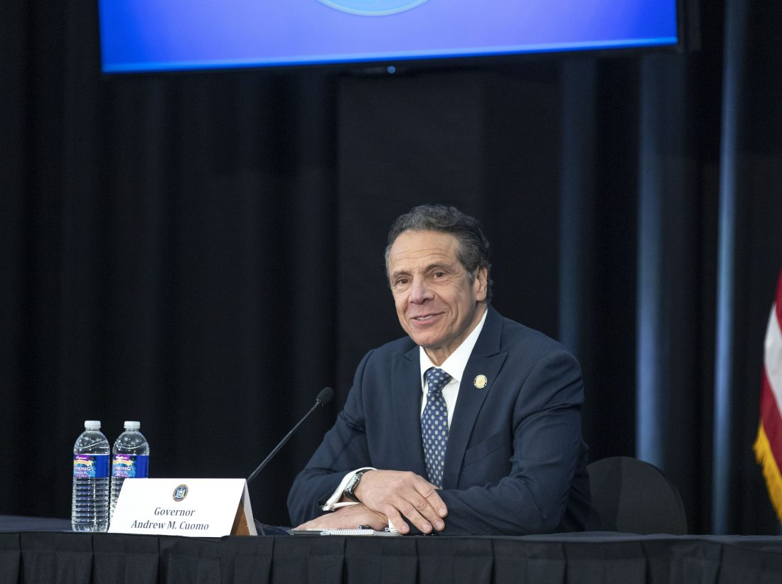'Painful' rise in new coronavirus deaths, but NY's actions working, Cuomo says