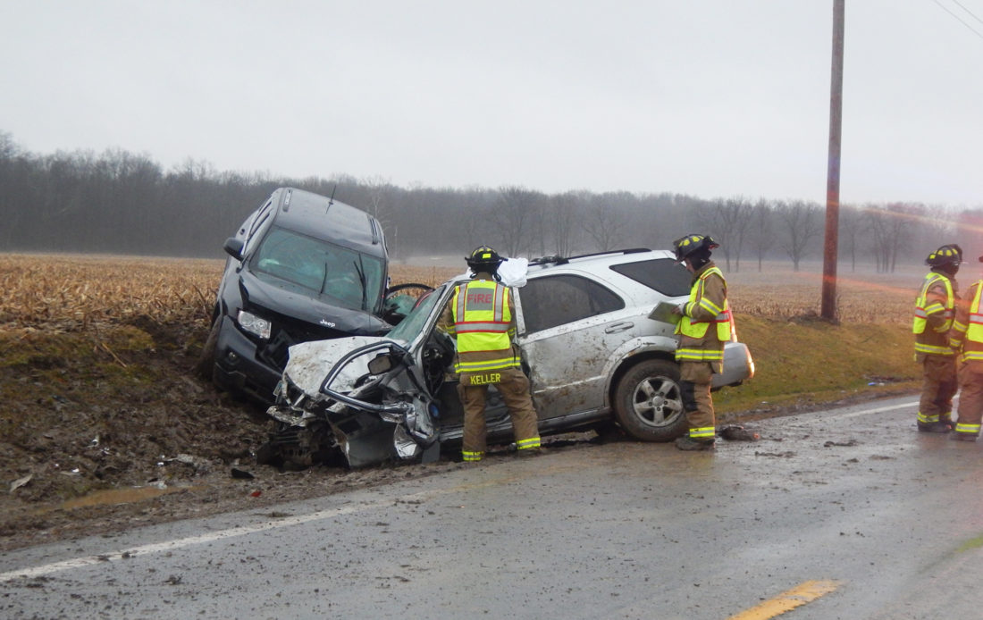 SR 231 accident injures 2 drivers | News, Sports, Jobs - The