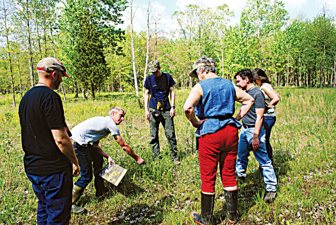 Blue Week: What's new that's blue is focus at Oak Openings