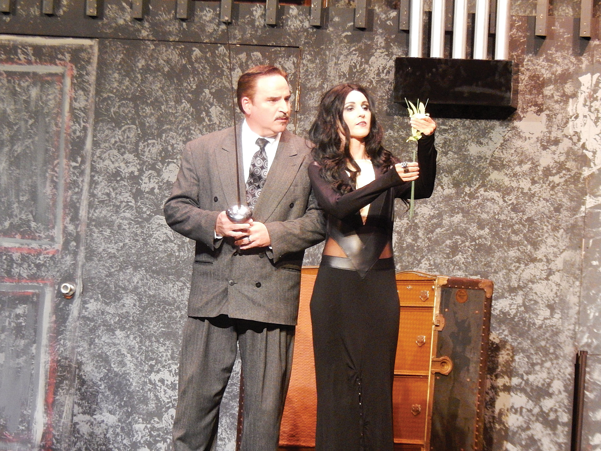 Pay a call on The Addams Family at The Ritz   News