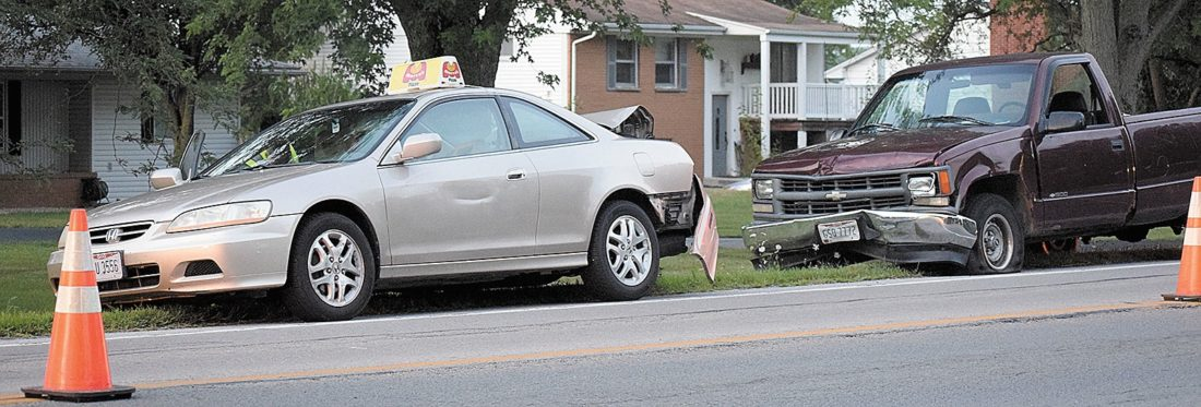Two hurt in SR 18 accident | News, Sports, Jobs - The