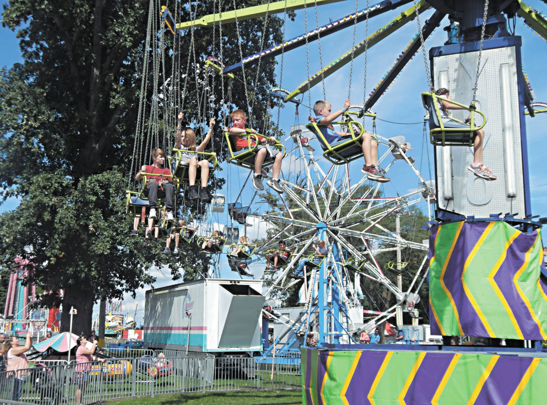 Wyandot County Fair Results News Sports Jobs The Advertiser