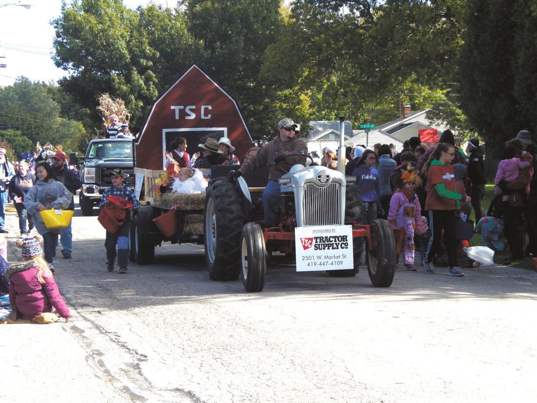 Tiffin Developmental Center Halloween Parade 2020 52nd annual Halloween Parade | News, Sports, Jobs   The Advertiser