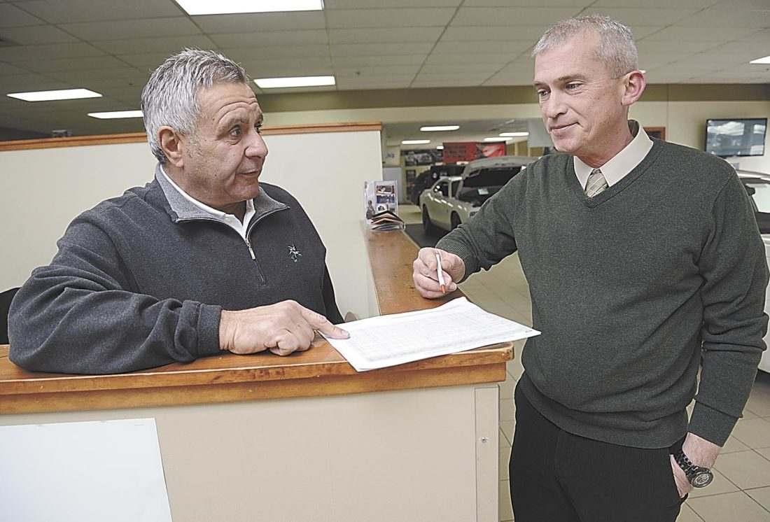 Courtesy Ford Altoona >> Ventura Key Player In Businesses News Sports Jobs