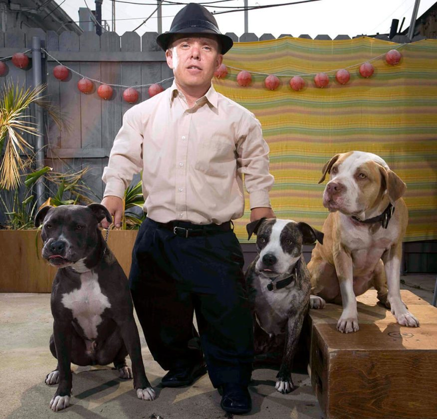3ec205132b Straight from the Boss!  Annual Pets Expo features Shorty Rossi and ...