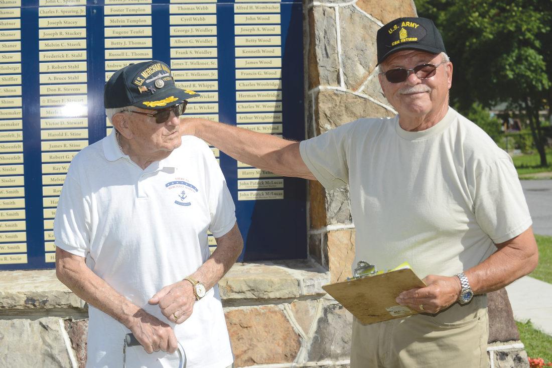 Merchant Marine gets WWII honor | News, Sports, Jobs