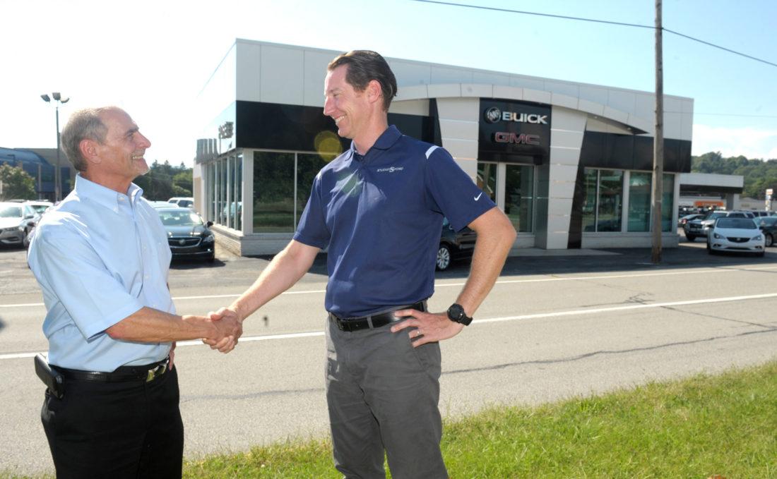 John Stuckey Ford >> Stuckey To Purchase Fiore News Sports Jobs Altoona Mirror