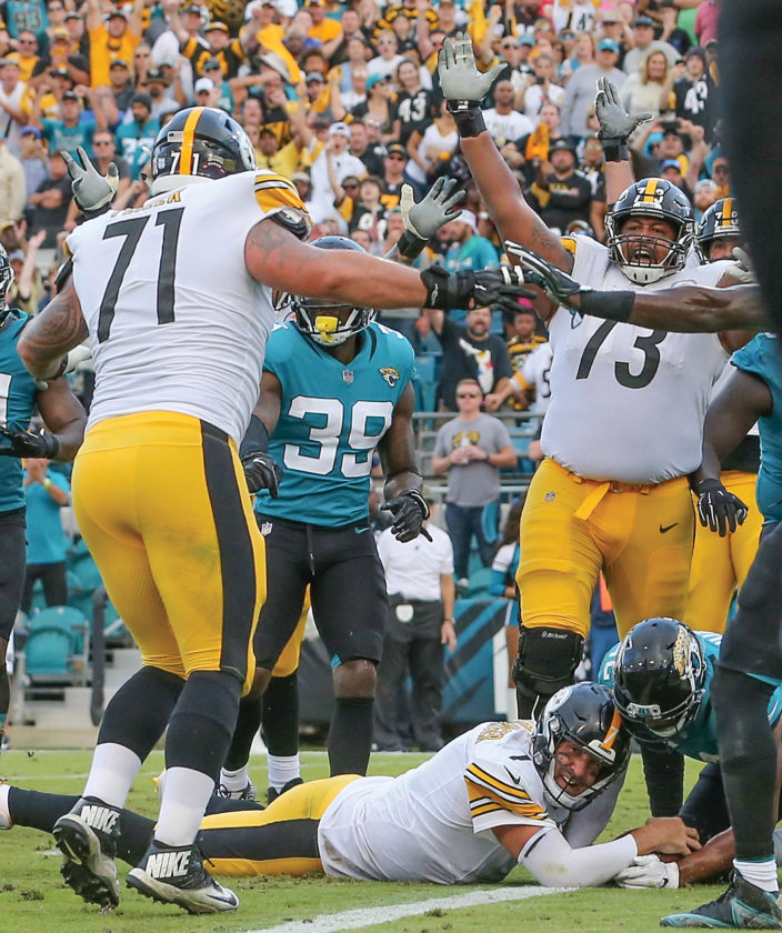Steelers Score Twice Late To Win News Sports Jobs