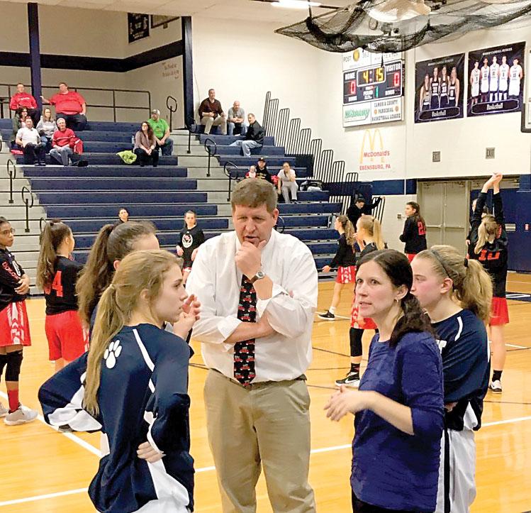 Bishop Carroll girls lose with interim coach | News ...