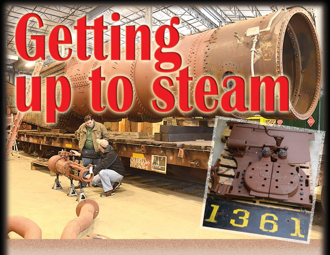 Getting up to steam | News, Sports, Jobs - Altoona Mirror
