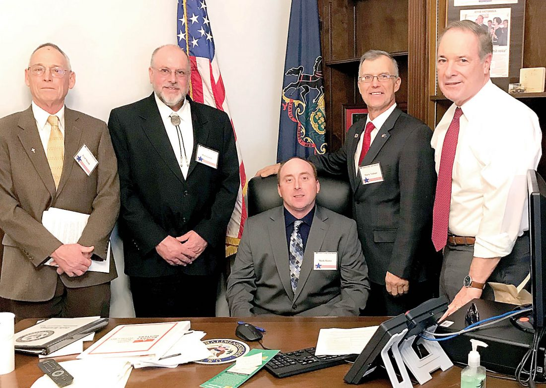 Ag advocates visit DC | News, Sports, Jobs - Altoona Mirror