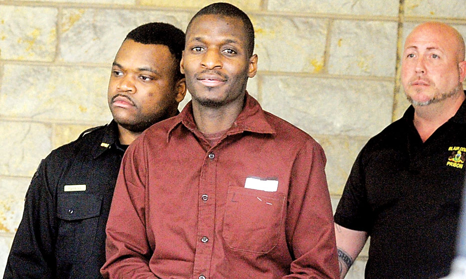 Ellis gets life sentence for murder | News, Sports, Jobs