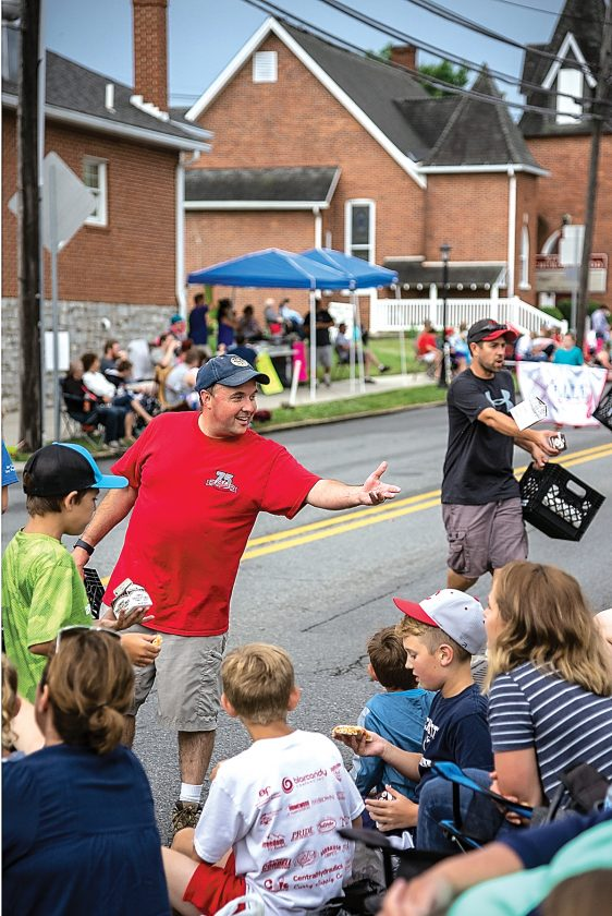 A community tradition: Parade salutes agriculture | News