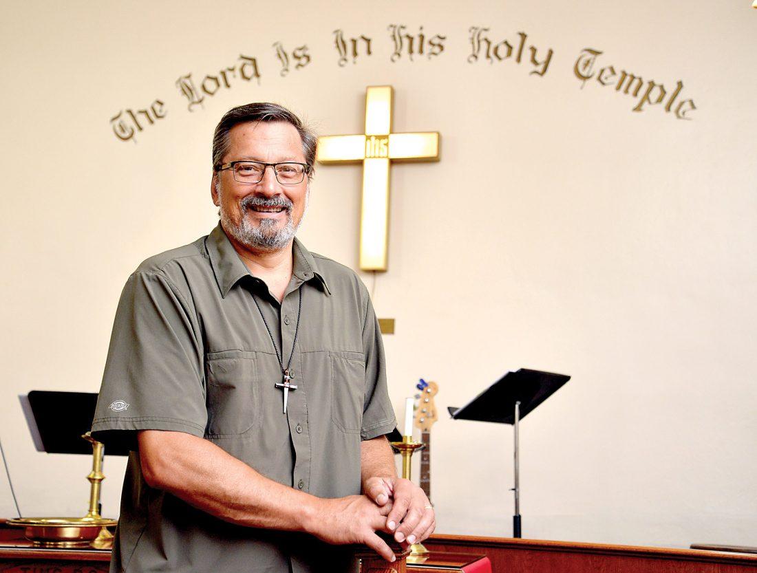 A journey to ministry | News, Sports, Jobs - Altoona Mirror
