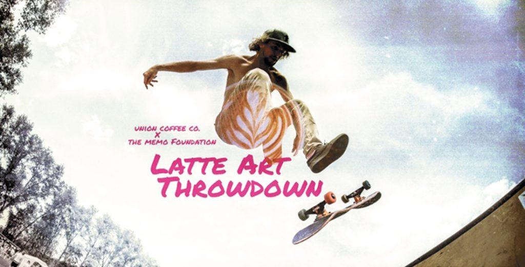 Latte Art Throwdown to benefit Memo Foundation   News