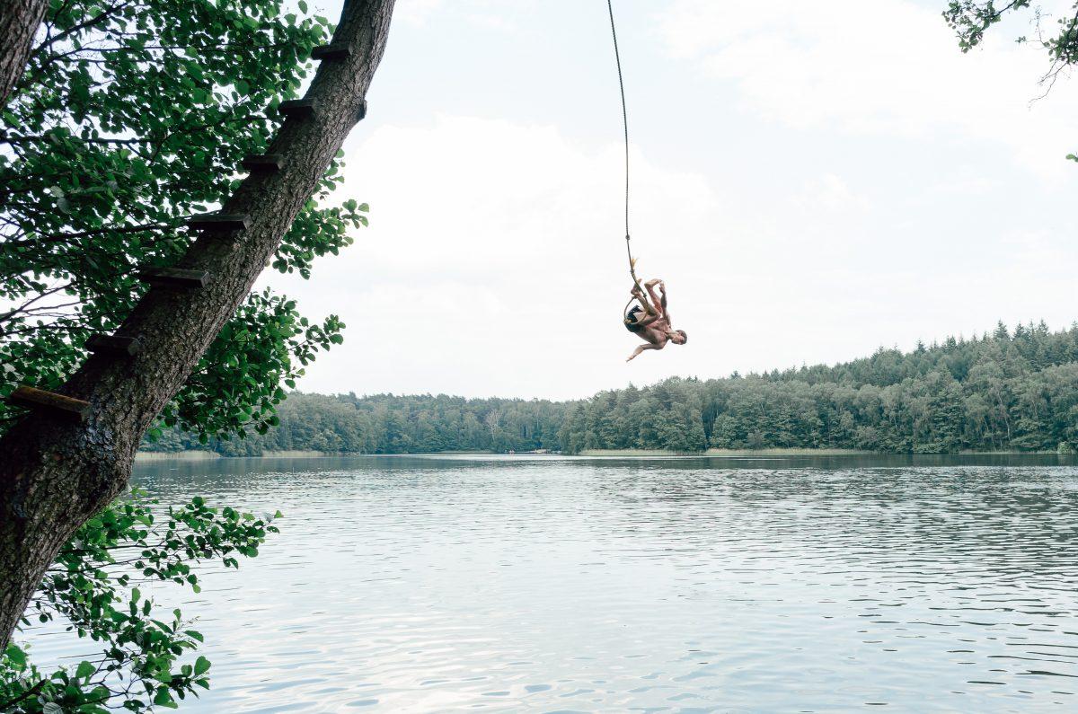 lake-swim
