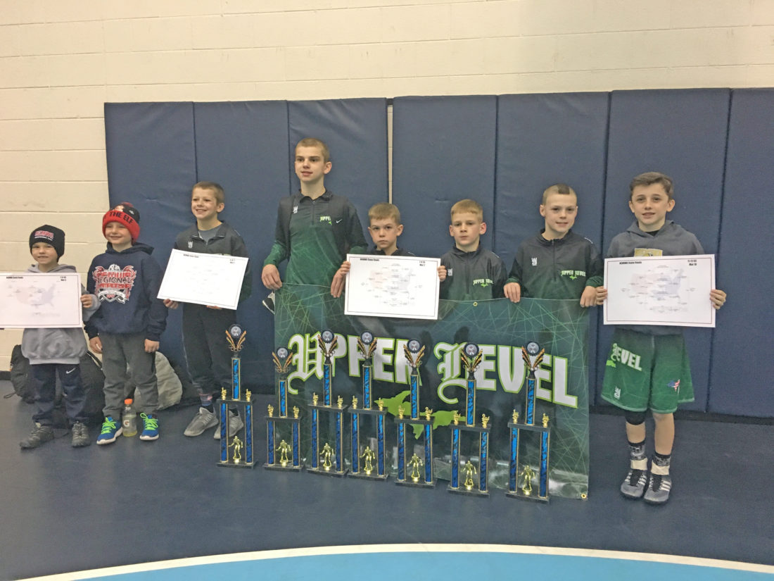 Youth wrestling tourney | News, Sports, Jobs - Daily Press