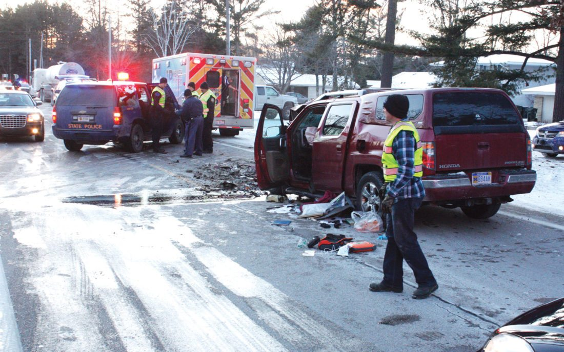 Woman Killed In Traffic Accident News Sports Jobs Daily Press