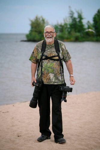 Paul 'Grandpa Camo' Gerard
