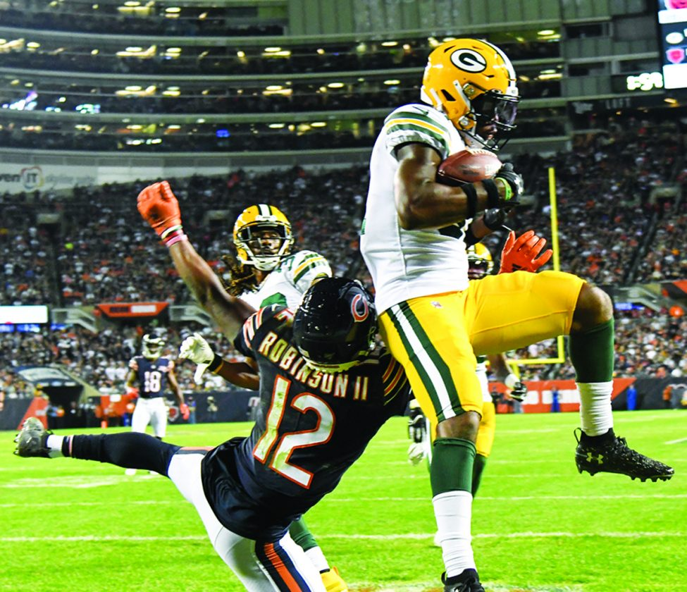 Packers' D dominates in 10-3 win over Bears   News, Sports