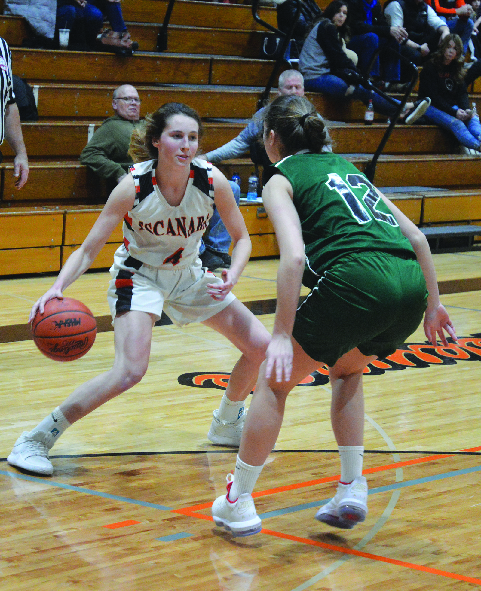 Kamin's Career-high Lifts Esky To Victory