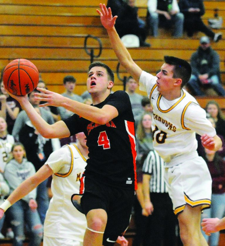 Esky Rides Hot Start To Beat Maroons