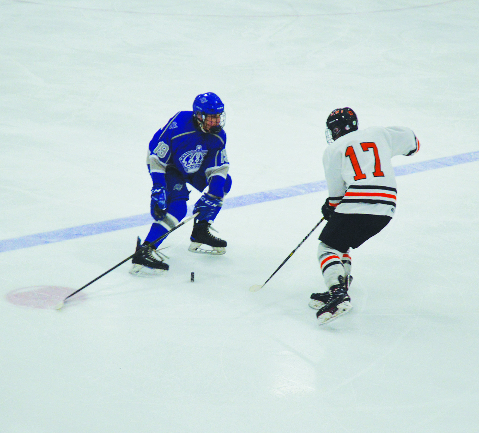 Top-ranked Calumet Too Much For Esky