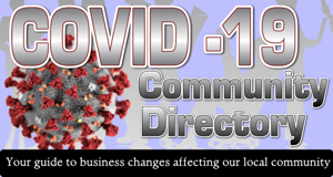Click here to view or enter your information on our covid-19 community directory