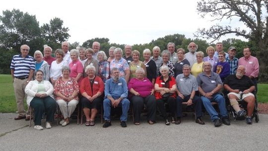 WCHS Class of 1962 holds reunion | News, Sports, Jobs - The Freeman