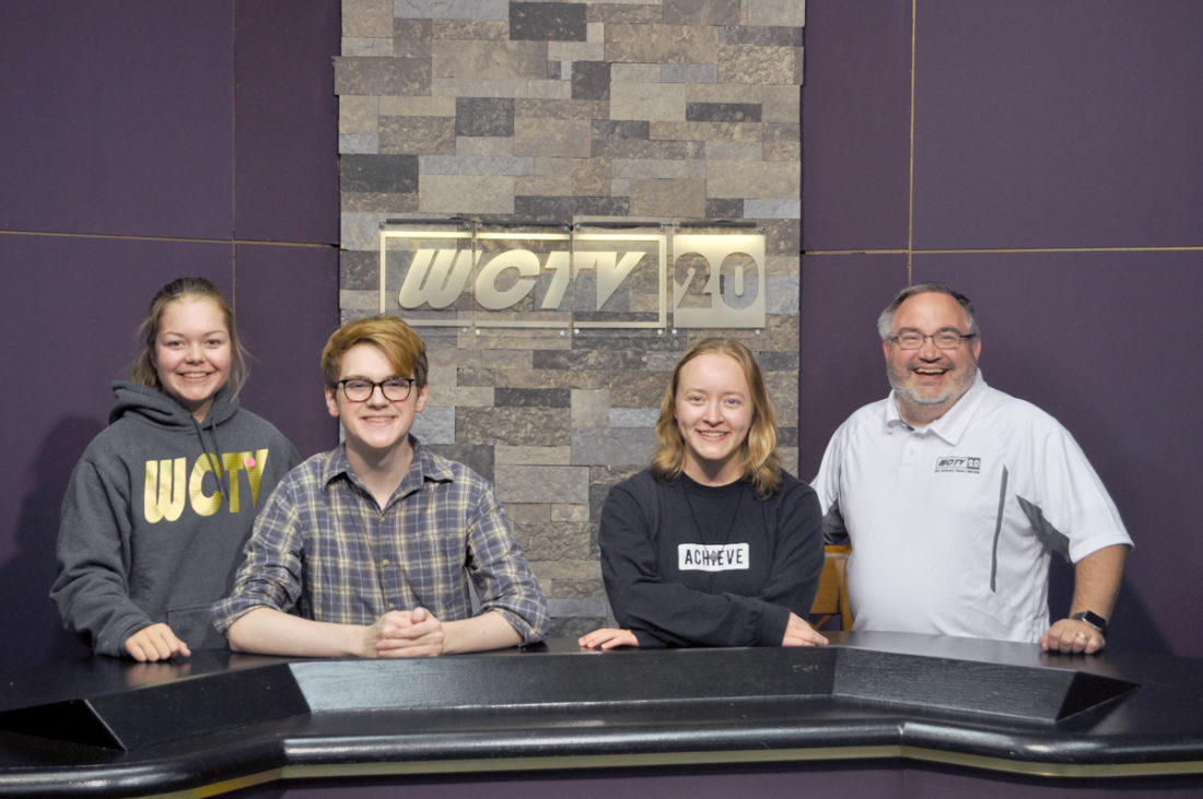 WCTV celebrates its 20th season | News, Sports, Jobs - The