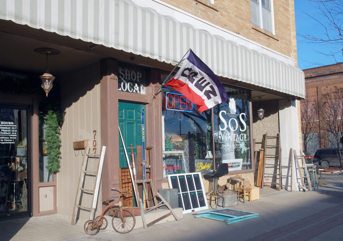 SOS Vintage to close its doors | News, Sports, Jobs - The