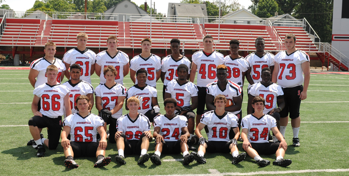 Big Red Sports >> Steubenville Seniors Left Their Mark On Big Red Program