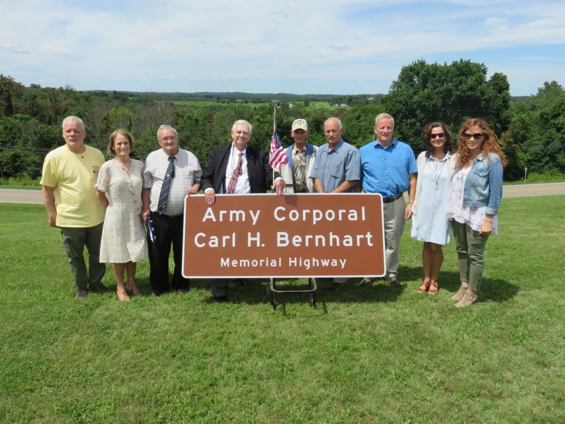 Route 43 section dedicated to local Vietnam War vet | News
