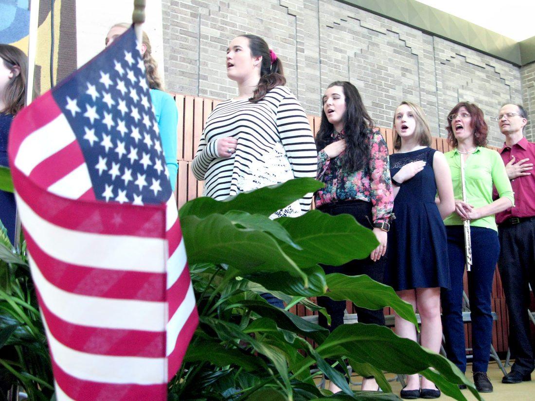 Veterans receive long-due recognition